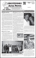 Fruitport Area News - May 2014 issue - page 1